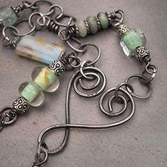 Envious Heart by Katalina Jewelry, via Flickr