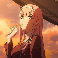 Zero Two/Image Gallery Chica Anime Manga, Kawaii Anime, Anime Art, Chlorophytum, Profile Pictures Instagram, Waifu Material, Fanart, A Silent Voice, Anime Profile