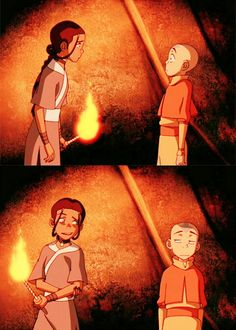 avataraang:    The animation in this scene is just A+