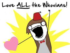 Happy Valentines Day to all my Whovians on Pinterest!
