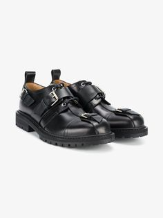 DRIES VAN NOTEN MULTI-STRAP SHOES. #driesvannoten #shoes #shoes