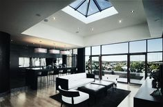 This type of skylight is also called a roof lantern.