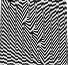 Bridget Riley - Descending