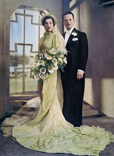 Wartime wedding glamour in the East End - Telegraph