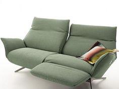 Das Relaxsofa Evita bietet: Top-Preis ✓ Top-Marke ✓ elegantes Design ✓ Kopfteilverstellung ✓ elektrische Sitzverstellung ✓ Rücken echt ✓