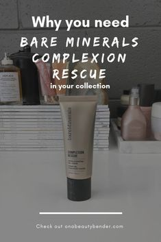 Spice 08 Elegant Shape Lovely Bareminerals Complexion Rescue Tinted Hydrating Gel Cream Spf 30 Anti-aging Products