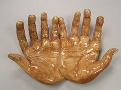 "Hands ""Bowl"""