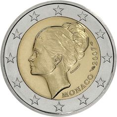 N♡T.2 euro: 25th Anniversary of the Death of Grace Kelly.Country:Monaco…