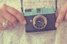 Yvette Inufio + Diana Mini #camera #vintage #diana