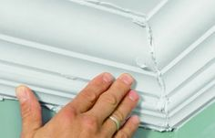 How to Install Easy Crown Molding