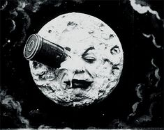 A Trip to the Moon (French: Le Voyage dans la Lune), alternately Voyage to the Moon, is a 1902 French black-and-white silent science fiction film. It is base. Patti Smith, Jules Verne, Science Fiction, Tv Movie, Hugo Movie, Witch Room, Non Plus Ultra, French Movies, Inspiration Art