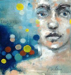 La rêverie La Reverie, Gmail, Illustration, Painting, Night, Atelier, Drawing Drawing, Painting Art, Paintings