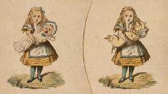 Alice in Wonderland at the British Library - visitlondon.com