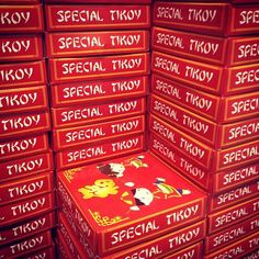 Tikoy for all! Happy Chinese New Year!