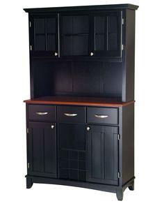 Home Styles China Cabinet II & Reviews | Wayfair