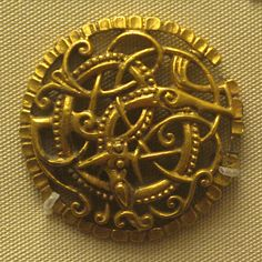 Anglo-Viking Brooch, Pitney by Thorskegga on Flickr.