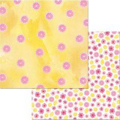 """BoBunny Summer Mood Wonderful 12x12"""" www.papercrafts.ch"""