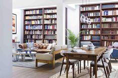 Você gosta de ler? Então precisa ver esta casa projetada para amantes de livros…