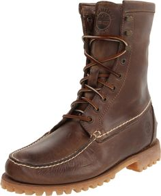 Timberland Men's Rugged Handsewn Boot - designer shoes, handbags, jewelry, watches, and fashion accessories | endless.com