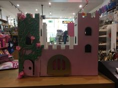 Calafant Castle decorated by The Art & Hobby Shop Athlone