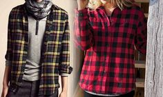 Flannel Shirts Still Going Strong On Fashion Scene This Summer-Or IS IT?