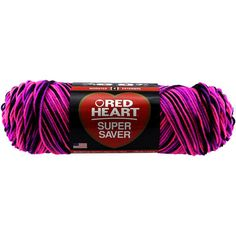 This week's sale is super! Red Heart Super Saver Yarn that is. Check out all the colors today!