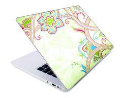 Adesivos para Notebook - Floral Skin 4