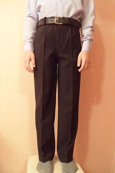 Новый МК – шью брюки для мальчика.