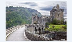 10 Best European Castles You Can Visit Eilean Donan Castle, Scotland Scotland Castles, Scottish Castles, Beautiful Castles, Beautiful Places, Beautiful Scenery, Great Places, Places To See, Scotland Tourism, Castles To Visit
