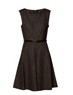 tweed dress #fall2013trend