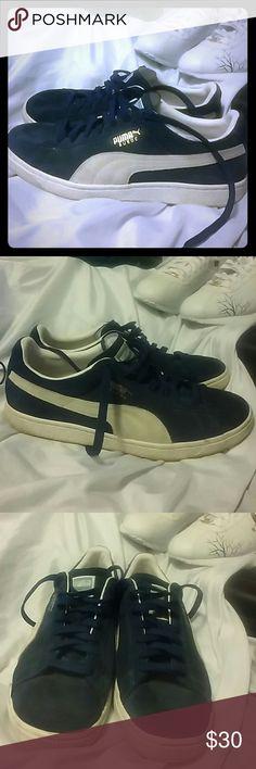 PUMA SUEDE CLASSIC SZ 11 Classic Puma Suede SZ 11 Puma Shoes Sneakers