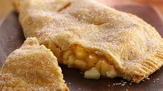 Magically Fast Apple Pie magic, easi appl, pie crusts, fun recip, pocket pie, apples, appl pocket, pie fillings, apple pies