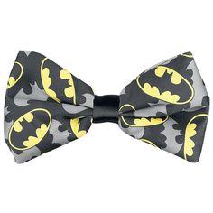 """Fermaglio per capelli """"Logo"""" di #Batman."""
