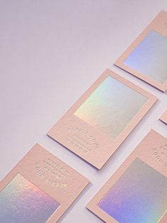 Alexia ROUX Pink & Holographic Cartes de visite – Inspiration cartes de visite … Alexia ROUX Pink & Holographic Business Cards – Inspiration Design Business Cards and Original – Corporate Design, Business Branding, Business Design, Corporate Business, Business Ideas, Watercolor Card, Print Design, Web Design, Design Cars