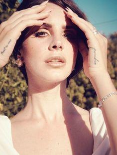 Lana Del Rey tattoo