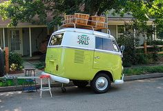 Retro Campers | Cool vintage / retro micro-caravan | Flickr - Photo Sharing!