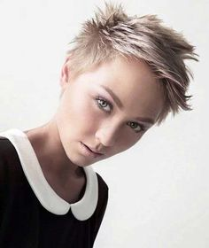 Ladies' Choise: Short Pixie Cuts - Love this Hair