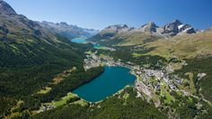 St Moritz, Schweiz/Switzerland