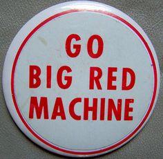 "1970s CINCINNATI REDS ""Big Red Machine"" pin by Cincinnati Sports History, via Flickr Baseball Classic, Baseball Art, Baseball Stuff, Sports Baby, Sports Pics, Reds Game, Johnny Bench, Cincinnati Reds Baseball, American Games"