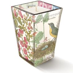 Fringe Studio Madison Paris Nest Candle - Jasmine lime. Packaged in a gift box. $22