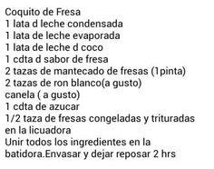 786. Coquito de Fresa