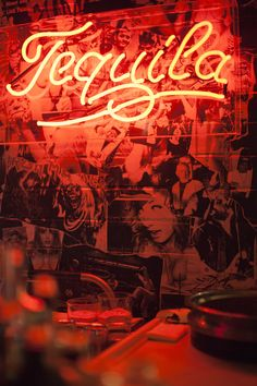 Tequila and neon lights are a perfect combo Orange Aesthetic, Neon Aesthetic, Melbourne, Neon Rouge, Wallpaper Tumblrs, All Of The Lights, Jolie Photo, Neon Lighting, Wall Collage