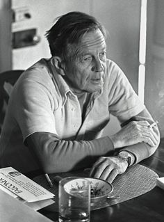 John Cheever (John William Cheever born in Wollaston, Massachusetts on May 27, 1912 – June 18, 1982) was an American novelist and short story writer.