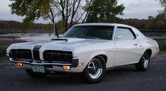 Mercury Cougar 1970 428CJ