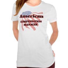 American Compensation Manager T Shirt, Hoodie Sweatshirt