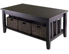 Apartment living in ND. 2441 Morris Coffee table  Walmart