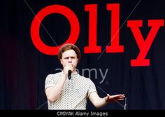 Olly Murrs Performs at V Festival Chelmsford, AUGUST 19, 2012 in Chelmsford, UK. © Wayne Howes / Alamy