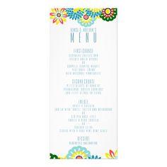 x Exotic Daisy Wedding Menu - retro gifts style cyo diy special idea Daisy Wedding, Yellow Wedding, Wedding Sets, Wedding Colors, Wedding Menu Cards, Finding Yourself, Make It Yourself, Retro Gifts, Diy Funny