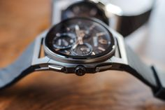 Introducing: The Bulova CURV Chronographs, With High Frequency Shaped Quartz Movements