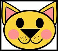 TONS of kitty craft ideas